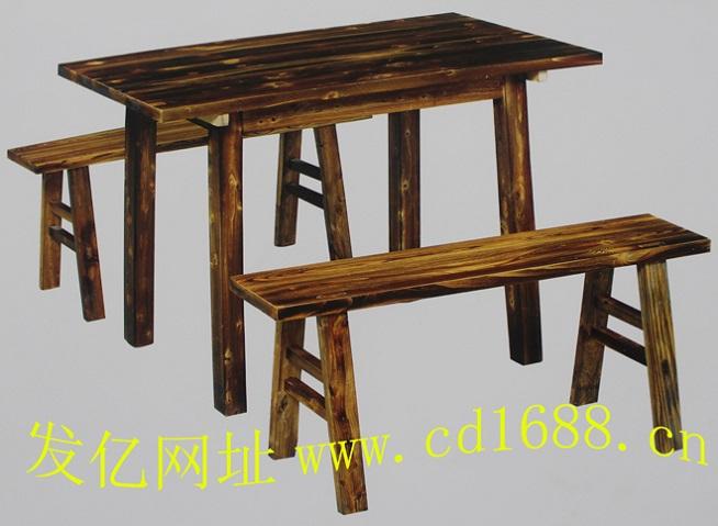 定做 实木火锅桌